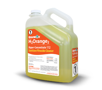 EnvirOx #112 H2Orange2 Hyper-Concentrate 2Gal/Cs