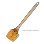 "Utility Brush, Tampico Fill, 20"" Long, Tan Handle 1/Ea"