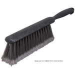 Counter Brush. Gray Flagged Plastic. 1/Ea