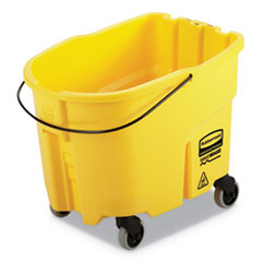 Rubbermaid WaveBrake® Bucket with Caster Kit. 1/Ea