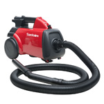 Sanitaire 10 Amp Canister Vacuum w/ Telescopic Wand & Tools, 1/Ea