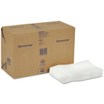 Xpressnap® Dispenser Napkin, Interfold, White, 100% Recycled. 6000/Cs
