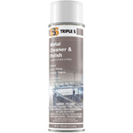SSS Metal/Stainless Steel Cleaner & Polish, 15 oz cans, 1/Ea