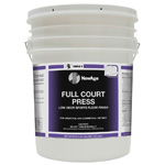 NewAge Full Court Press, Low Odor Sports Floor Finish, 5 gal.