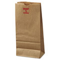 Duro Extra Heavy Duty Grocery Bag. #5 500/Cs