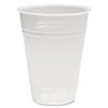 9 oz. Translucent Plastic Cold Cup, 25/100 Cs