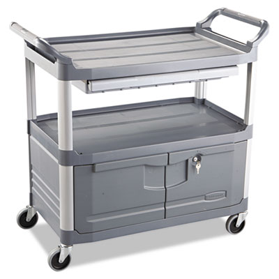 Instrument Cart. Gray. 1/Ea
