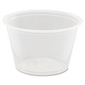 4 oz. Translucent Portion/Medicine Cup, 2500/Cs