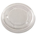 4 oz. Portion/Medicine Cup Lid, 2500/Cs