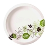 "9"" Dixie® Ultra® Pathways® Heavyweight Paper Plate. 500/Cs"