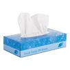 2 Ply Facial Tissue. 100 Sheets Per Box. 30 Boxes/Cs