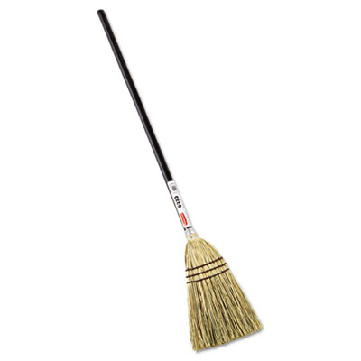 Lobby Broom, 100% Corn Fill. 1/Ea