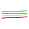 "5-1/4"" Slim Drinking Straw/Stirrer. 10/1000 Cs"