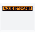 "7"" x 5.5"" ""Packing List Enclosed"""
