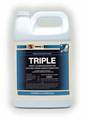 Triple Sanitizer, Deodorizer, Cleaner. 1 Gallon. 1/Ea