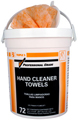 Triple S® Hand Cleaner Towels 72/Canister 6/Case