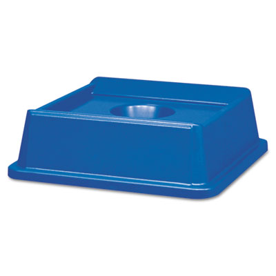 Standard Square Container Lid for Bottle & Can Recycle. 1/Ea