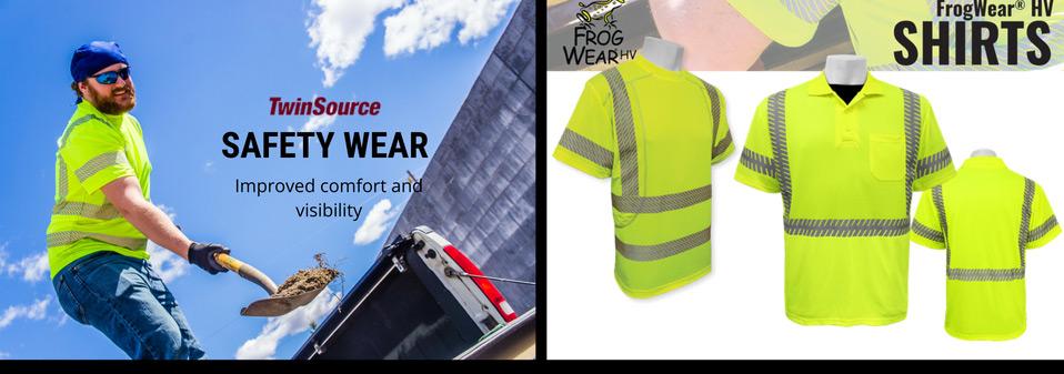 Safety Wear Safety Shirt